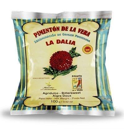 Bolsa Pimenton de la vera La Dalia 100 g