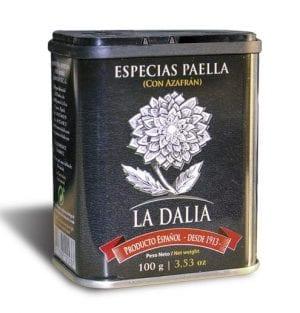 Especias paella La Dalia 100 g