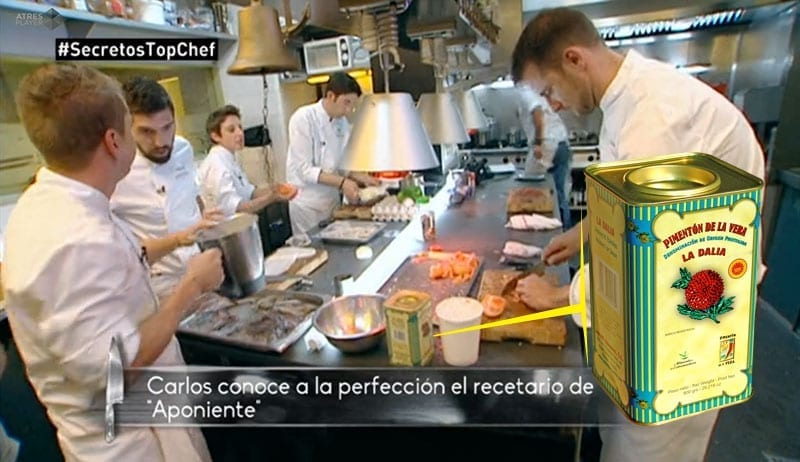 Top Chef, Aponiente y La Dalia