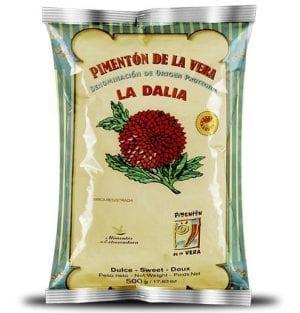 Sachet de paprika de la vera 500g