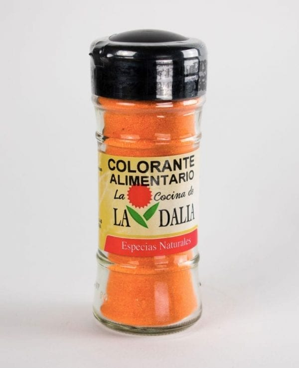 Colorante Alimentario La Dalia