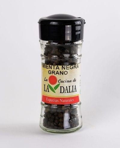 Pimienta negra en grano La Dalia