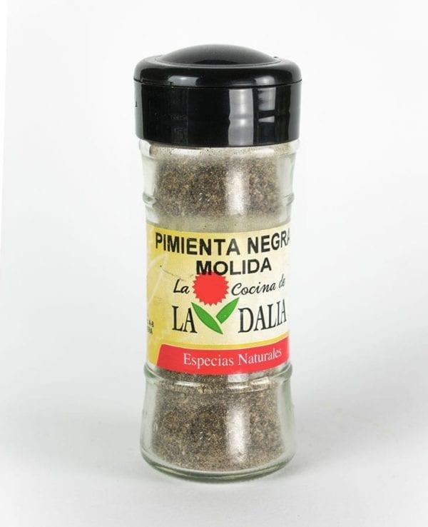 Pimienta negra molida La Dalia