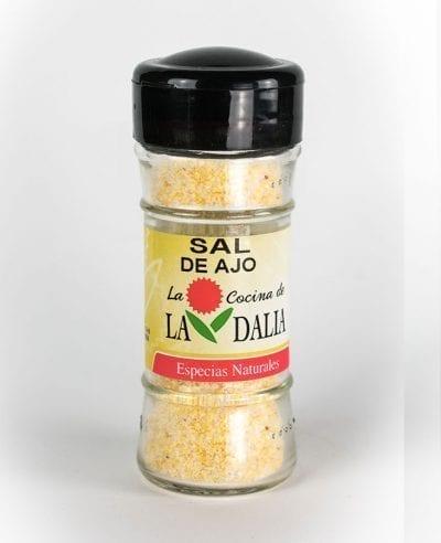 Sal de ajo La Dalia
