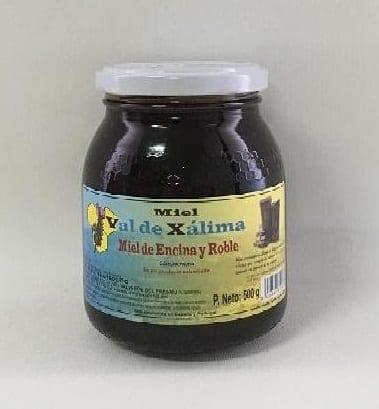miel encina y roble 500 g La Dalia