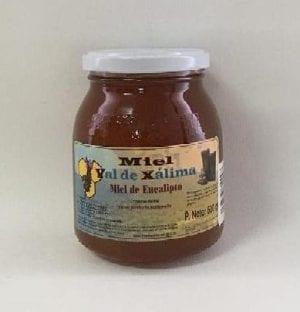 Miel de eucalipto 500 g La Dalia