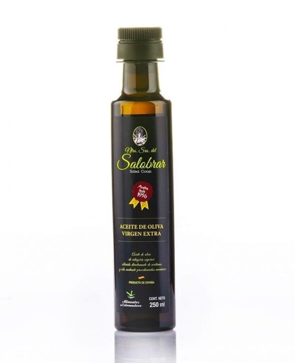 Aceite de oliva de Extremadura