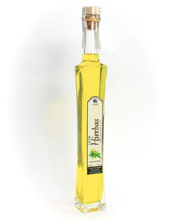 Licor de hierbas 200 ml