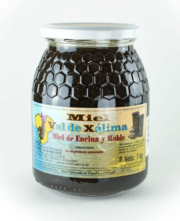 Miel de encina-roble 1 k La Dalia