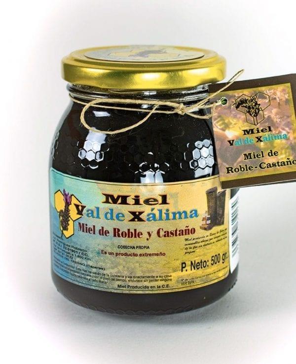 Miel de roble y castaño La Dalia 500 gr
