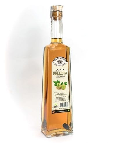 Licor de bellota 500 ml