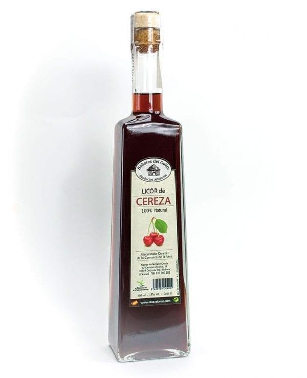 Licor de cereza 500 ml