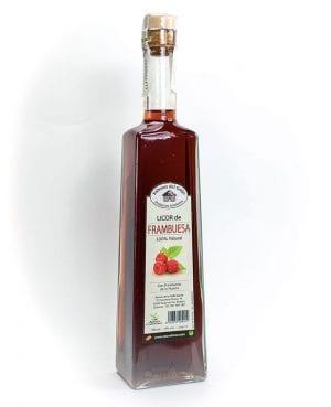Licor de franbuesa 500 ml