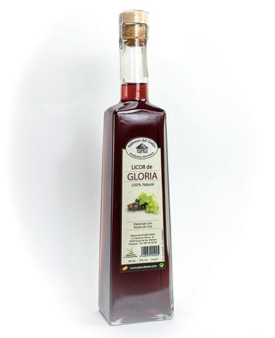 Licor de gloria 500 ml