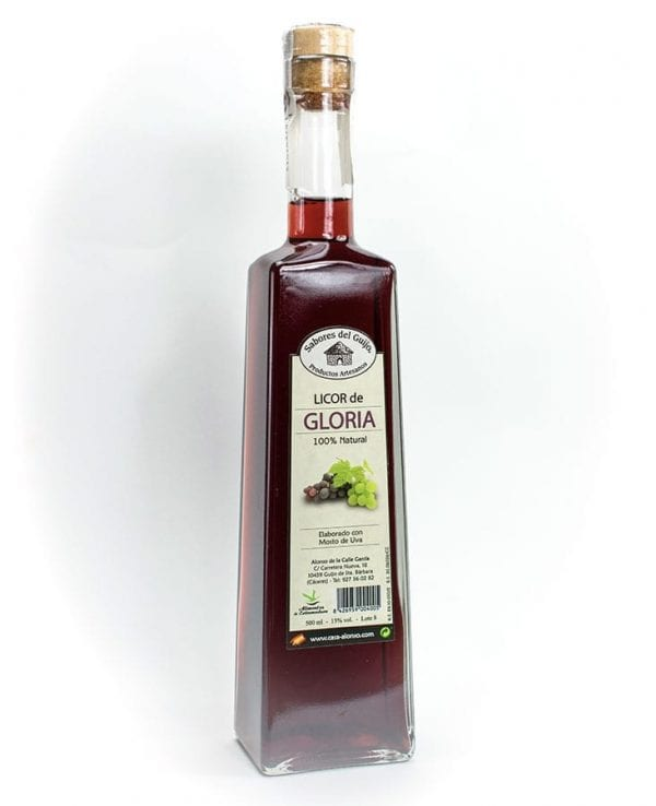Licor de gloria 500 ml