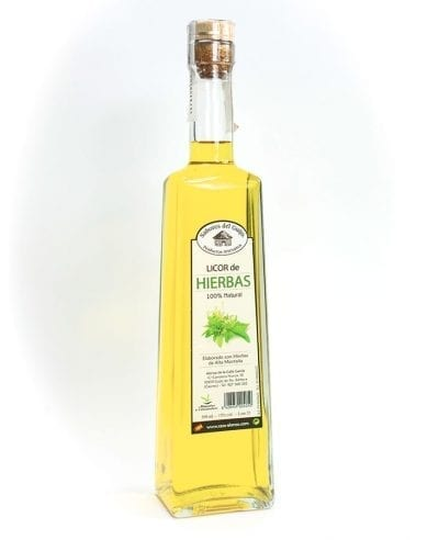 Licor de hierbas 500 ml