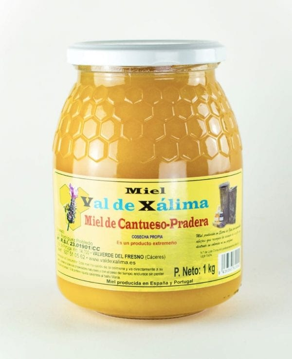 Miel cantueso 500 g