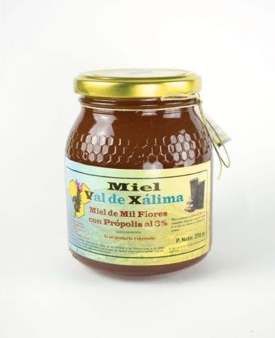 Miel con propolis 270 g La Dalia