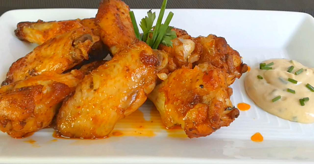 alitas de pollo, receta de alitas de pollo, pimenton de la vera