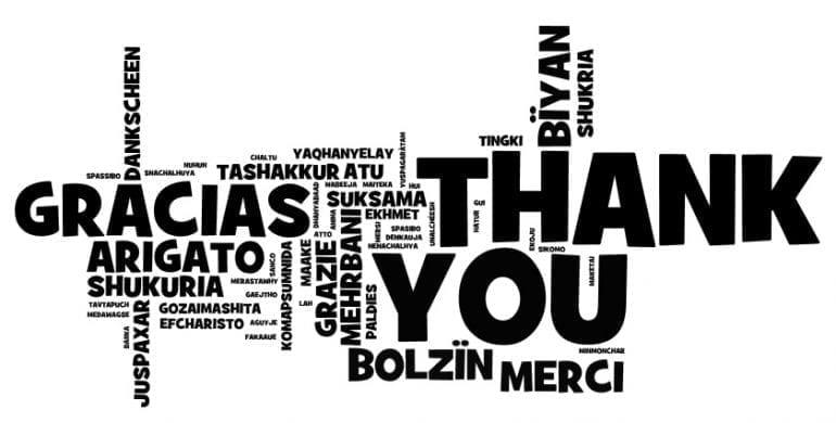 ¡ Os damos las gracias !