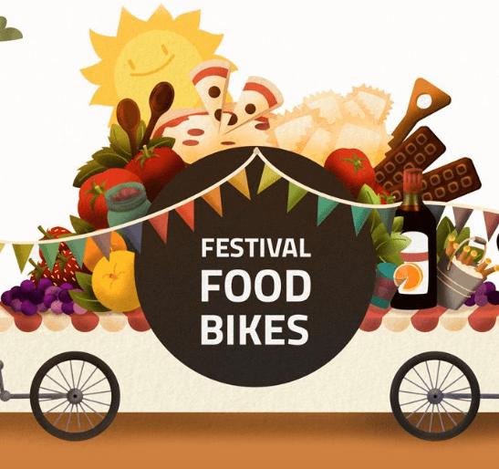 Festival Food Bikes en Madrid