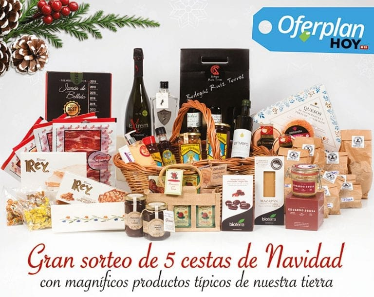 cesta regalo oferplan