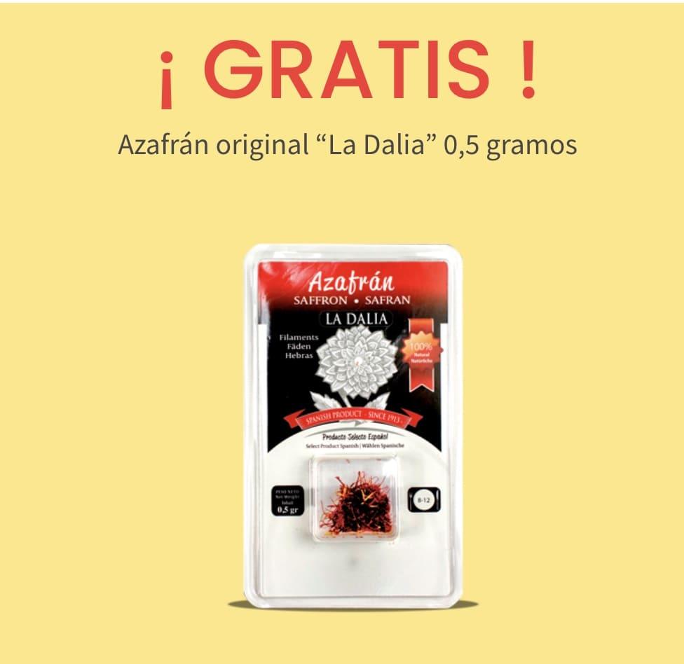 Azafrán La Dalia
